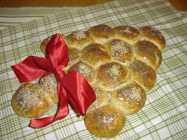 Julgransbröd