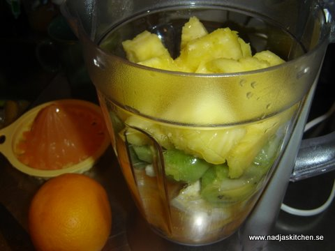 Tropiska frukter