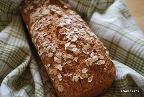 Snabbakat sött bröd