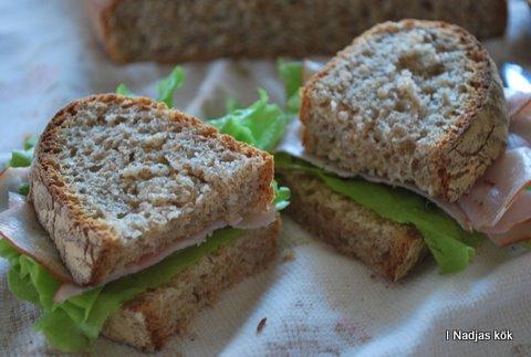 Smörgåsar av Lantbröd