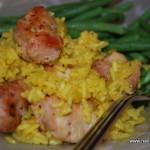 Currypilaff med kyckling