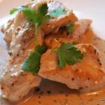 Kyckling i balsamico- och oreganosås
