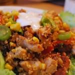 Mangocurry couscous med kyckling och grönsaker - propoints - viktväktarna - vvtillsammans
