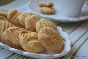 Gaffelkakor med kokos