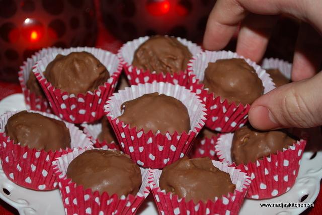 Snickerspraliner
