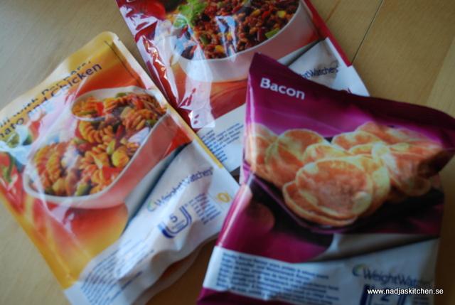 Produkter viktväktarna