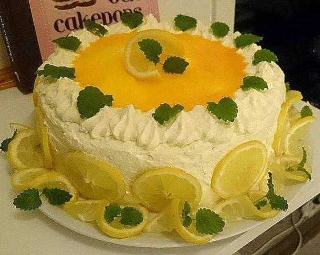 anitas citrontårta