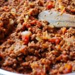 Köttfärssås a la Viktväktarna - propoints - viktväktarna - matblogg - bakblogg - nadjaskitchen