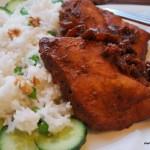 Salsamarinerad kyckling med valnötsris - propoints- vvtillsammans-nadjaskitchen.se-marinad-