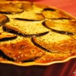 Auberginemoussaka - grekiskt moussaka - propoints - viktväktarna -