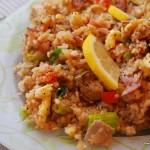 Nasi Goreng med kyckling-nadjaskitchen.se-propoints-viktväktarna-kyckling-ris