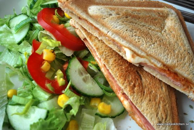 Pizzasmörgåsar - propoints - vvtillsammans- viktväktarna - nadjaskitchen.se - matblogg
