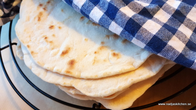 Tortillabröd