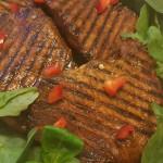 Salsamarinerade fläskkotletter - smartpoints-viktväktarna