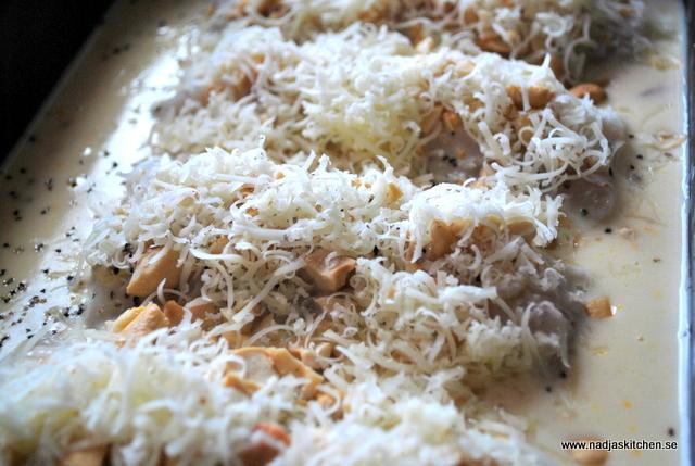 Cashewfisk i mild apelsinsås-viktväktarna-vvsmartmat-vvtillsammans-ätdigsmal